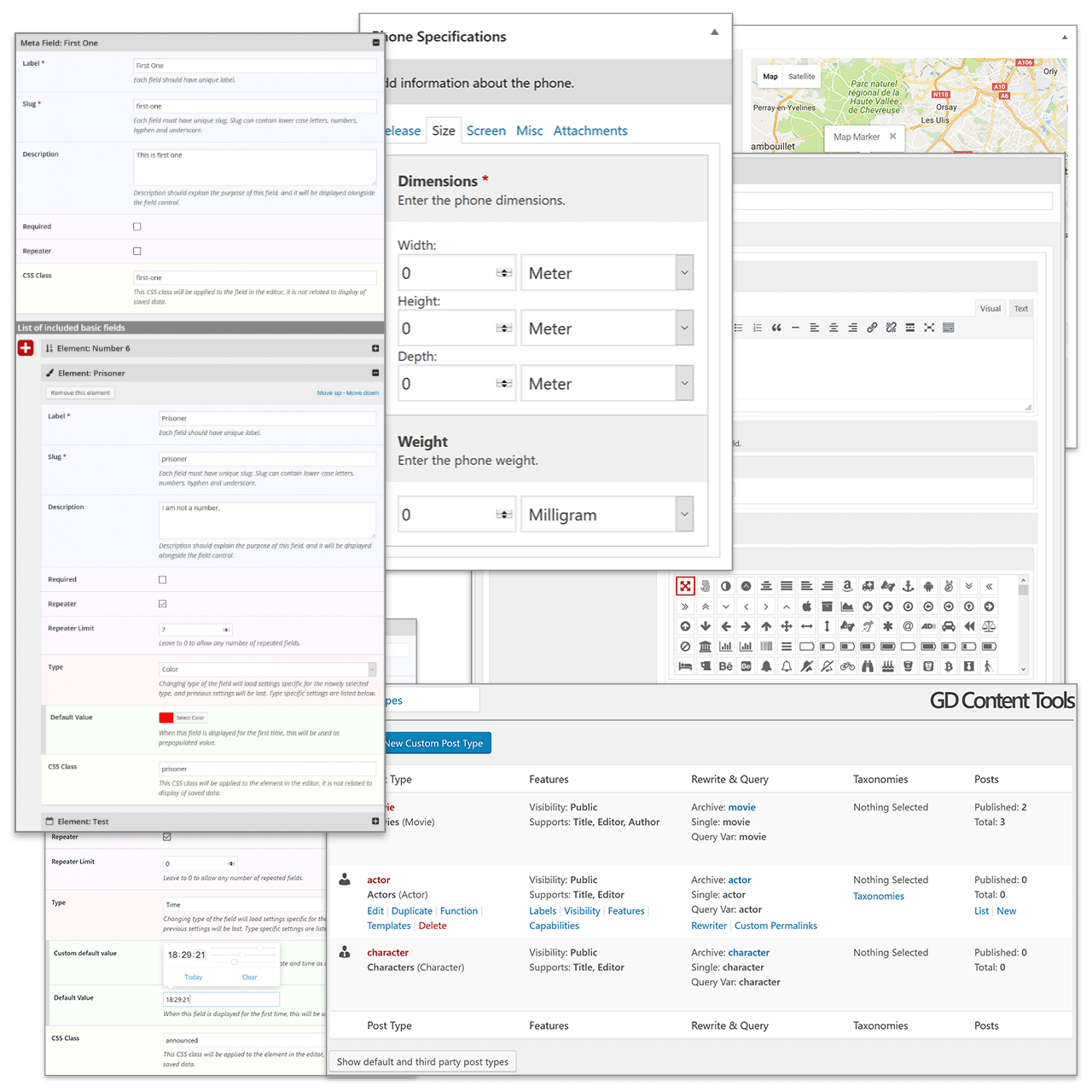 GD Content Tools Pro
