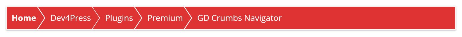 Smart Breadcrumbs Example