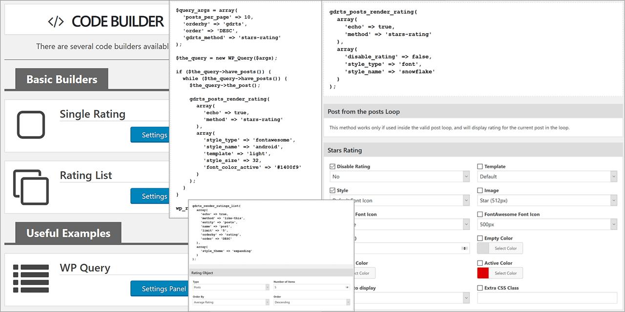 Image for 'Code Builder Addon'