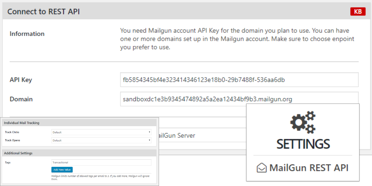 Featured image for Mailgun REST API Addon